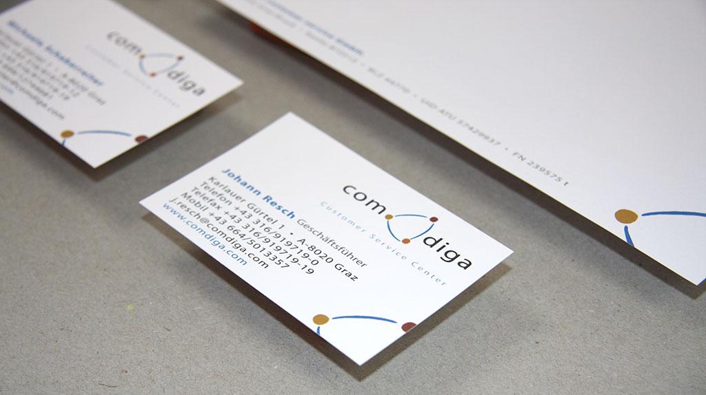 comdiga-visitenkarten